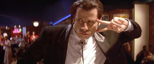 Pulp fiction brackets