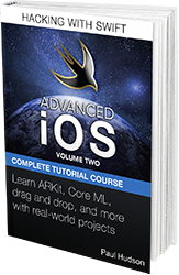 Advanced iOS: Volume Two book cover.