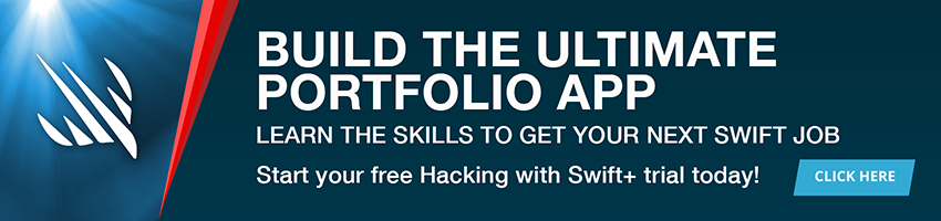 Subscribe to Hacking with Swift+