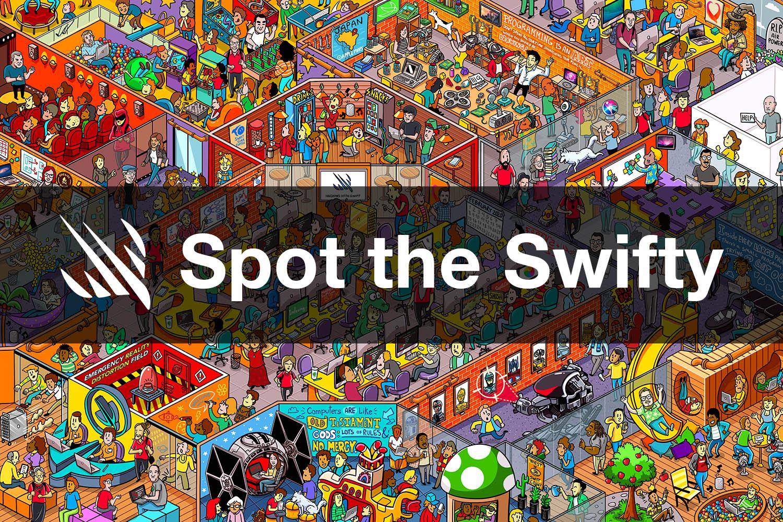 Spot the Swifty